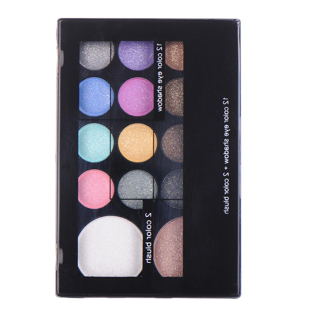 14colors/set Professional Color <font><b>Neutral</b></font> <font><b>Eyeshadow</b></font> <font><b>Palette</b></font> Cosmetic Box With
