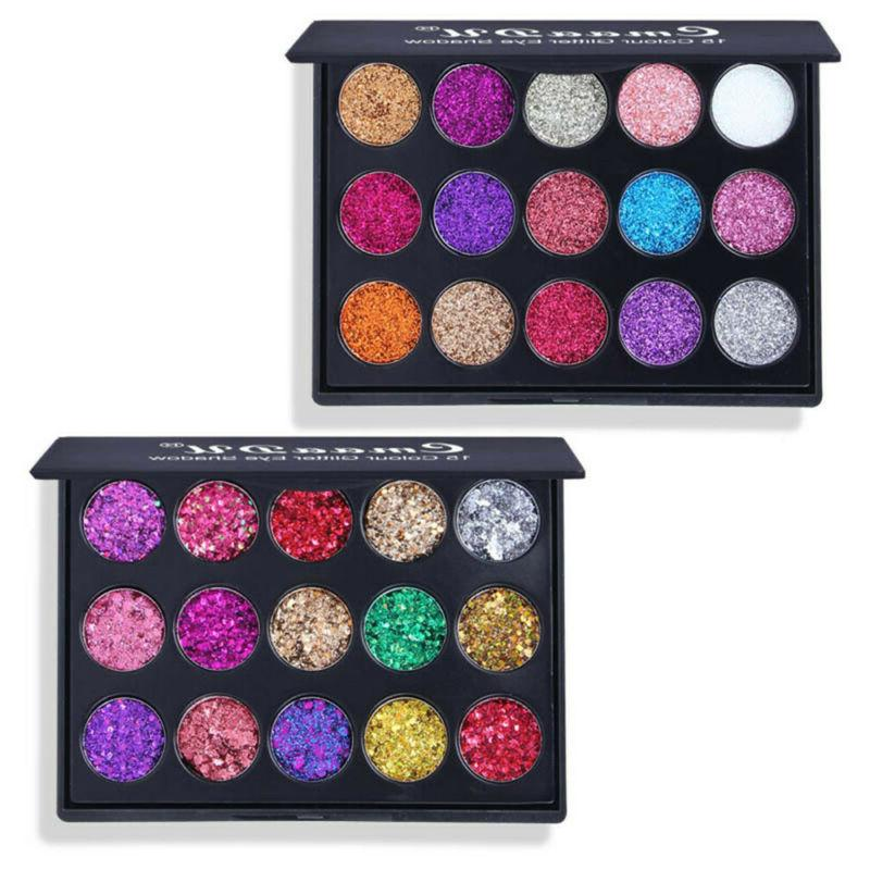 Kit Shimmer Shadow Powder Palette US