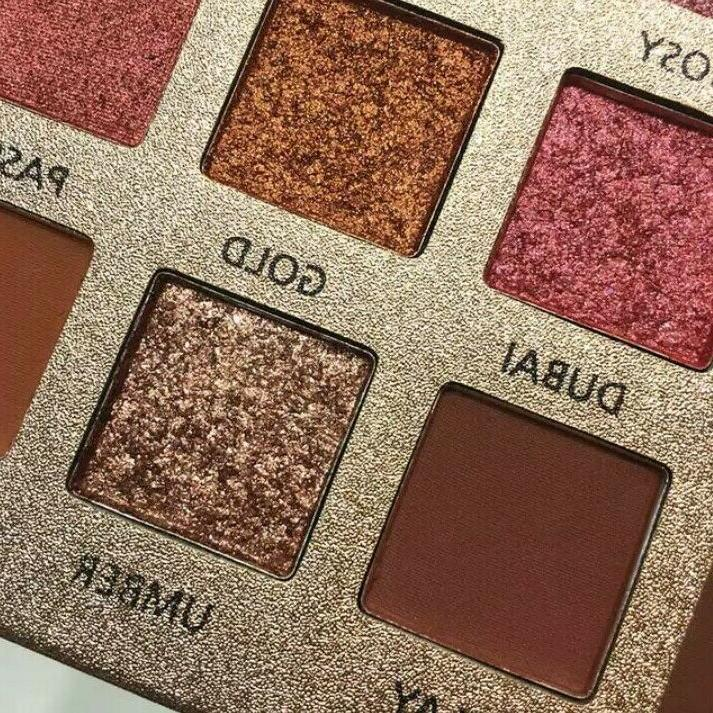 Beauty Glazed 18 Glitter Palette Waterproof