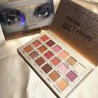 18 colors beauty glazed eye shadows palette