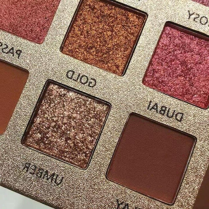 Perfect Glitter Eyeshadow Palette