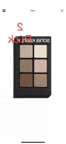 Sonia Kashuk Eye Shadow Palette Perfectly Neutral 10