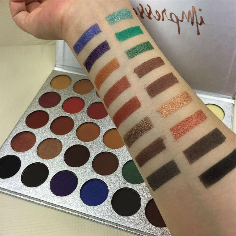 2018 EyeShadow Makeup Matte shadow