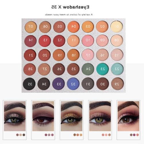 9/15/35/63 Colors Eyeshadow Shimmer Ultra Makeup Gift