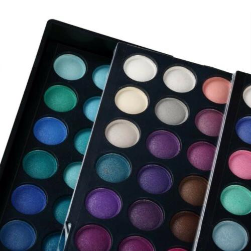 40/120/252 Powder Shimmer Palette Cosmetic
