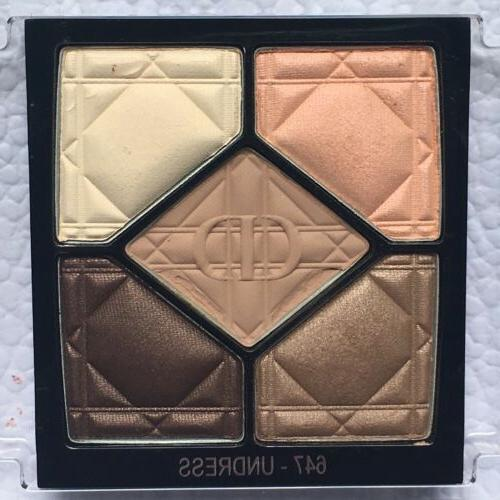 5 coulers eyeshadow palette 647 undress fall