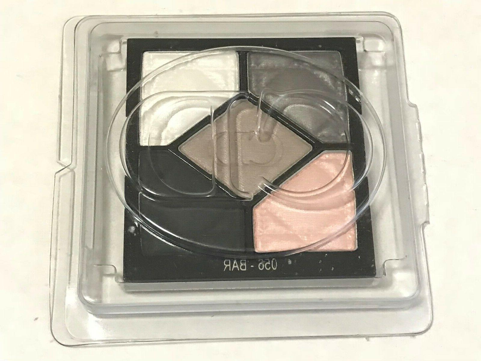 5 coulers matte eyeshadow palette refill full
