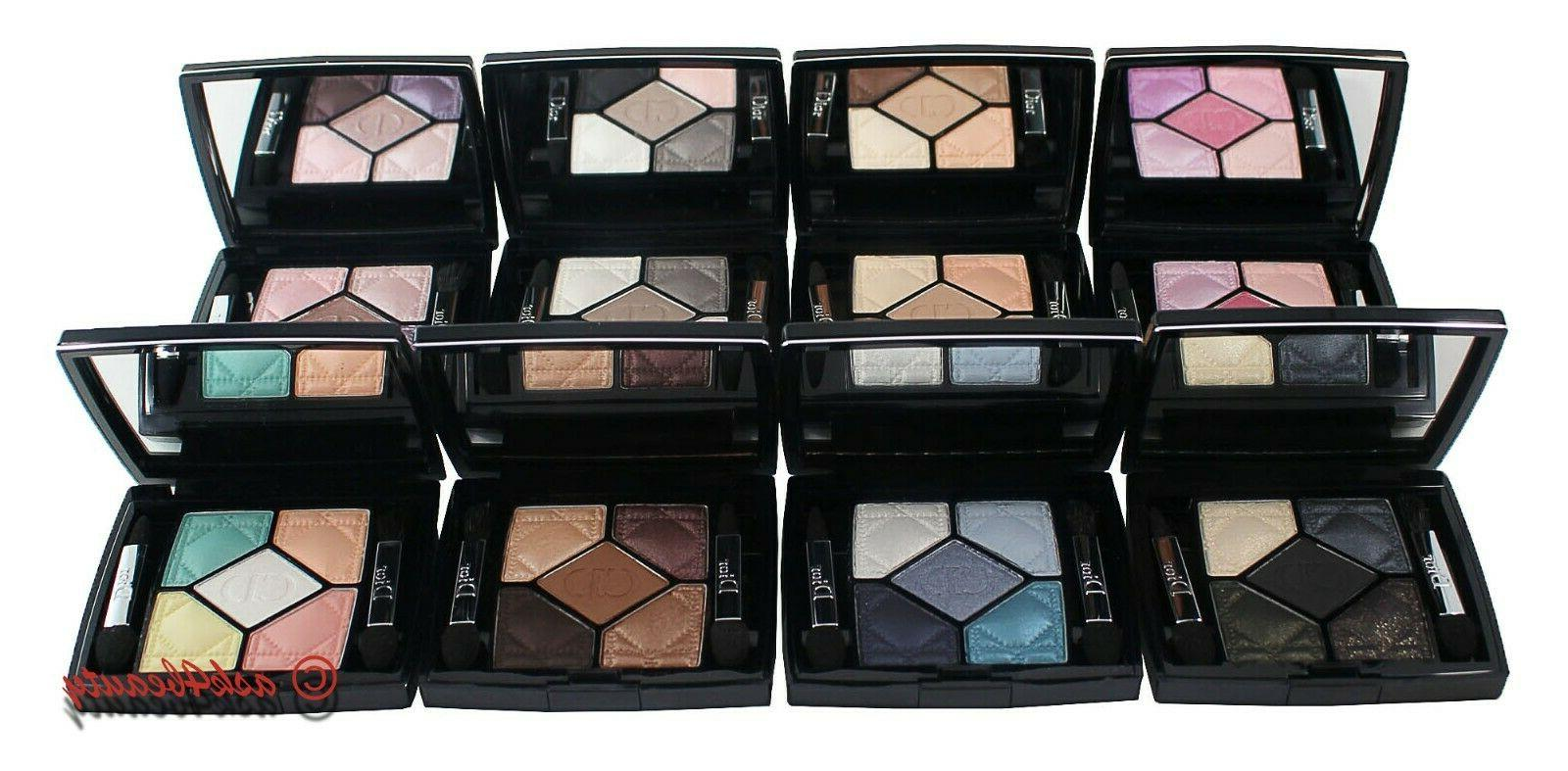 5 couleurs eyeshadow palette choose shade 21oz