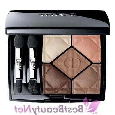 5 couleurs high fidelity eyeshadow palette 647