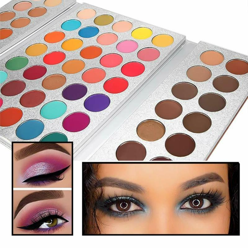 Beauty 63 Eyeshadow Professional Makeup Colors