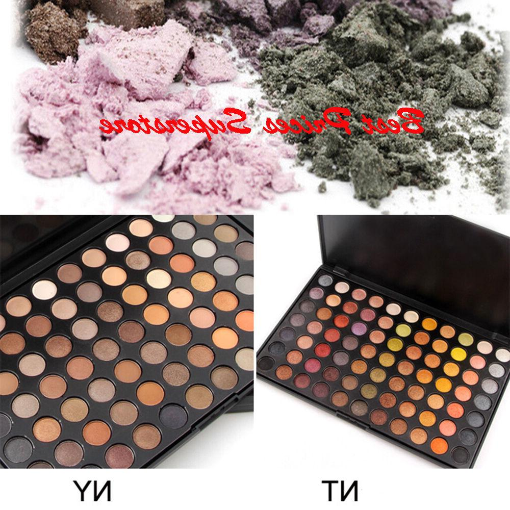 MISS Matte Eyeshadow Palette Makeup