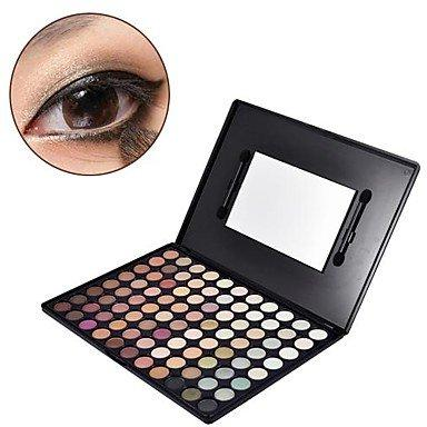 QINF Color Fashion Eye Shadow Palette Profession A 796