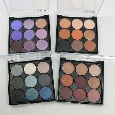 Amuse 9-Color shadow Palette