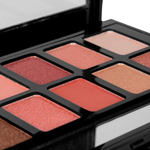 Eye Shadow 12 Color Matt Long-Lasting Makeup Kit