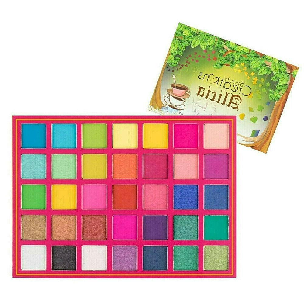 Alicia 35 Palette Highly Gift