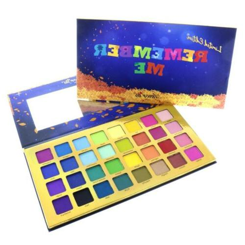 Amor Us REMEMBER limited 32-color Eyeshadow And Glitter Palette,