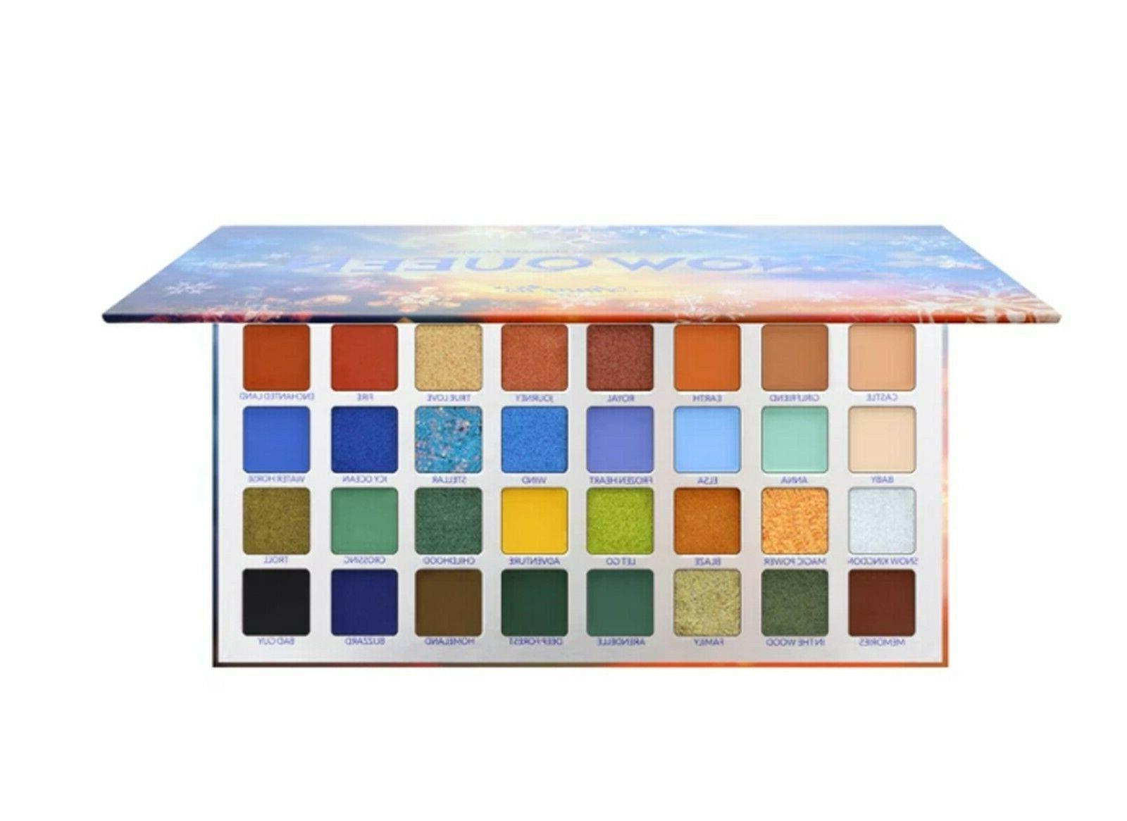Amorus Eyeshadow Palette Highly Pigmented Colors, NEW!