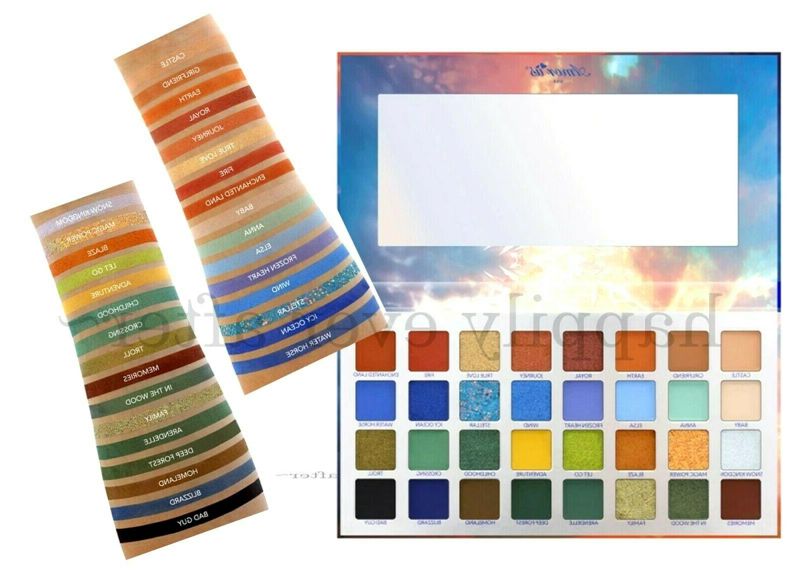 Amorus Pigmented Colors, NEW!