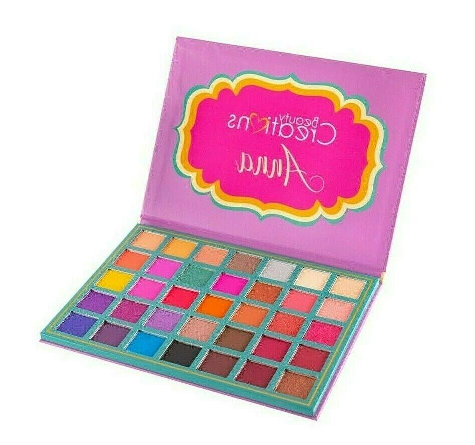 Beauty Creations 35 Color Highly Pigmented,