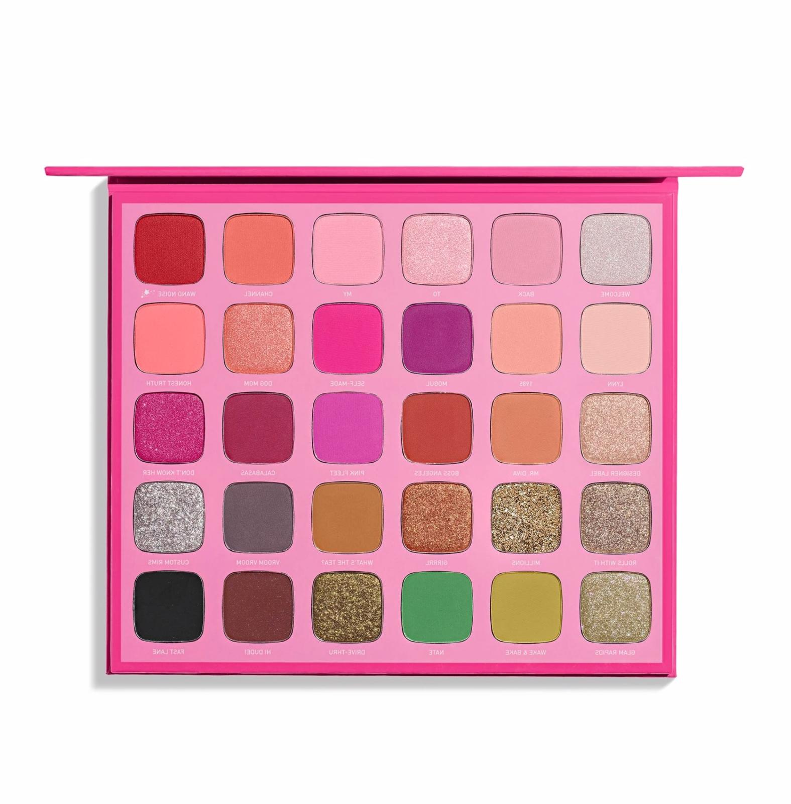 artistry eyeshadow palette 100 percent authentic w