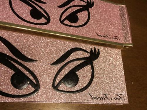 Authentic and Now Eyeshadow Cheers to Years Collection
