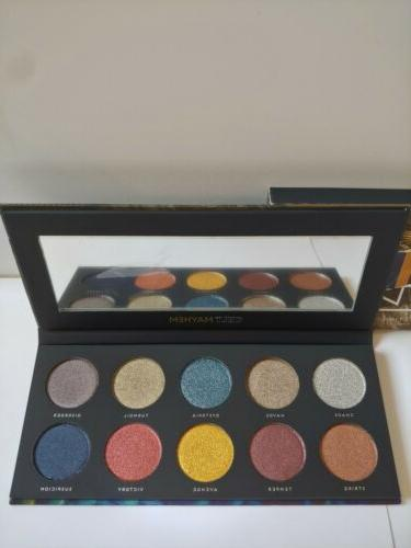 Shadow Collection Eyeshadow Palette Pat