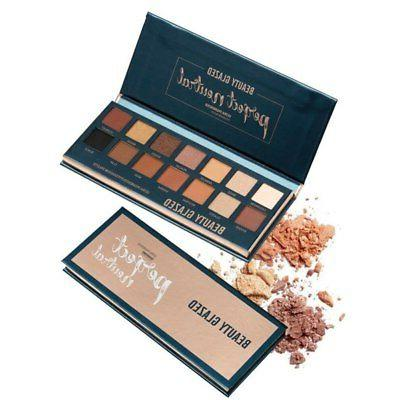 BEAUTY GLAZED 14 Makeup Pallete Palette Matte Pigmented