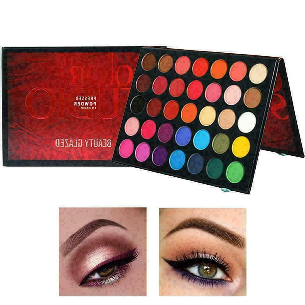 Beauty Glazed 35Colors Studio Pearlescent Eye