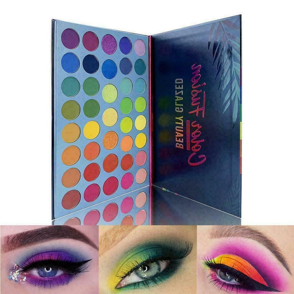 Beauty Eyeshadow 39 Waterproof Shimmer