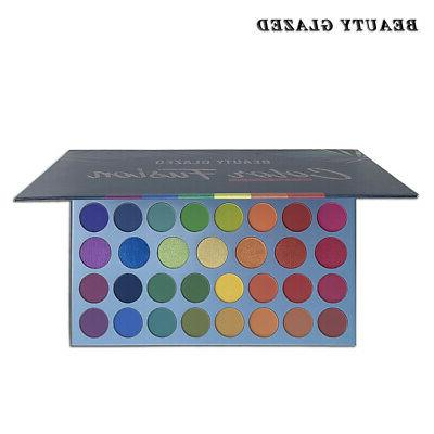 Beauty Glazed Palette 39 Color Eye Highlight