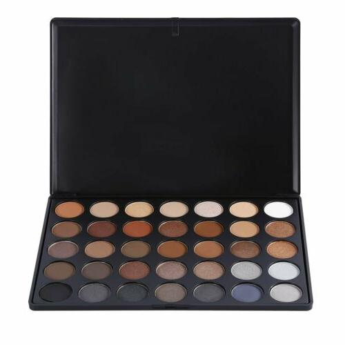 Beauty Morphe Pro 35 Color Eyeshadow Palette TN