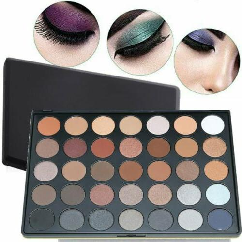 beauty glazed morphe pro 35 color eyeshadow