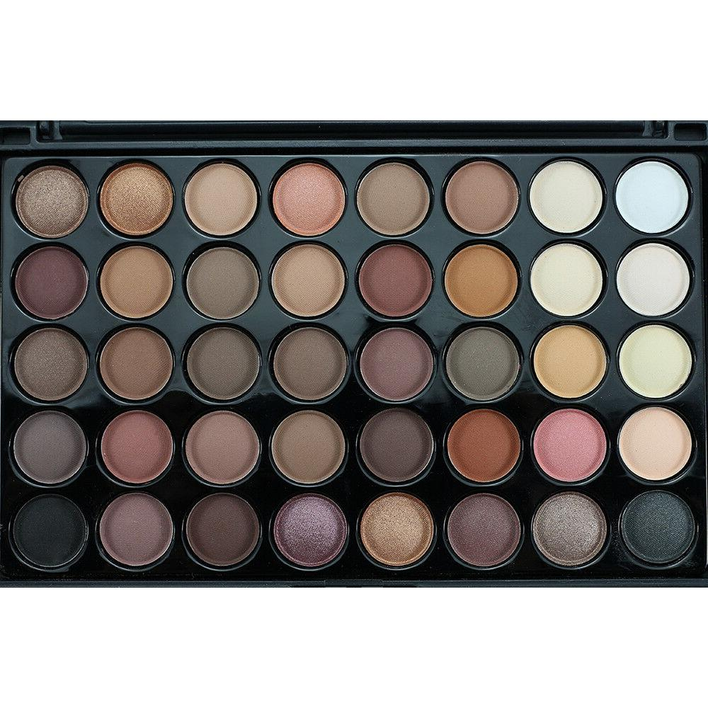 Ultra Pigmented Mineral Pressed Glitter Makeup 40