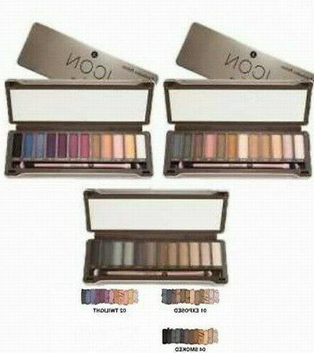 Icon by absolute eyeshadow palette select your shade