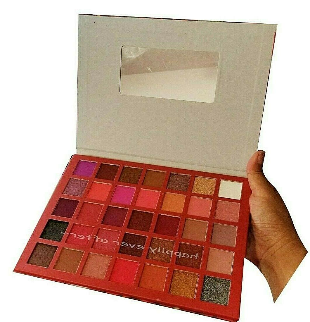 MAKEUP DEPOT Cabrona 35 Color Eyeshadow Palette - Edition Collection