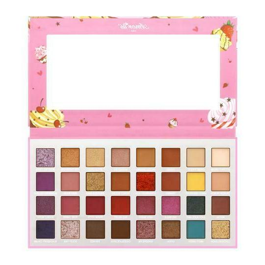 Cake Eyeshadow And By Amor