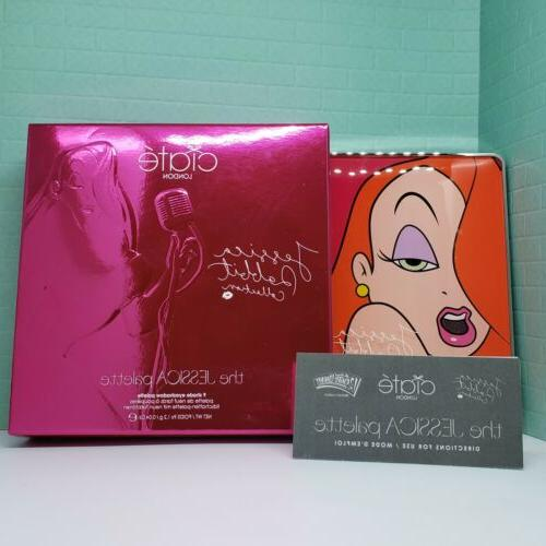 Ciate The Rabbit Collection Eyeshadow 9 in Box