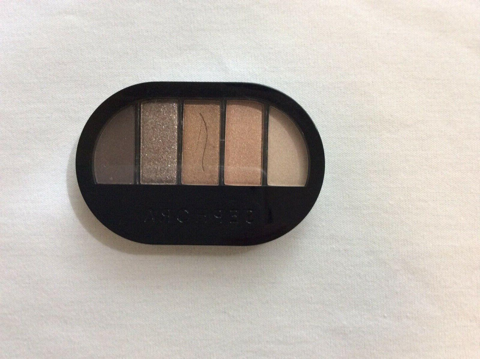 collection colorful 5 eyeshadow palette in milk