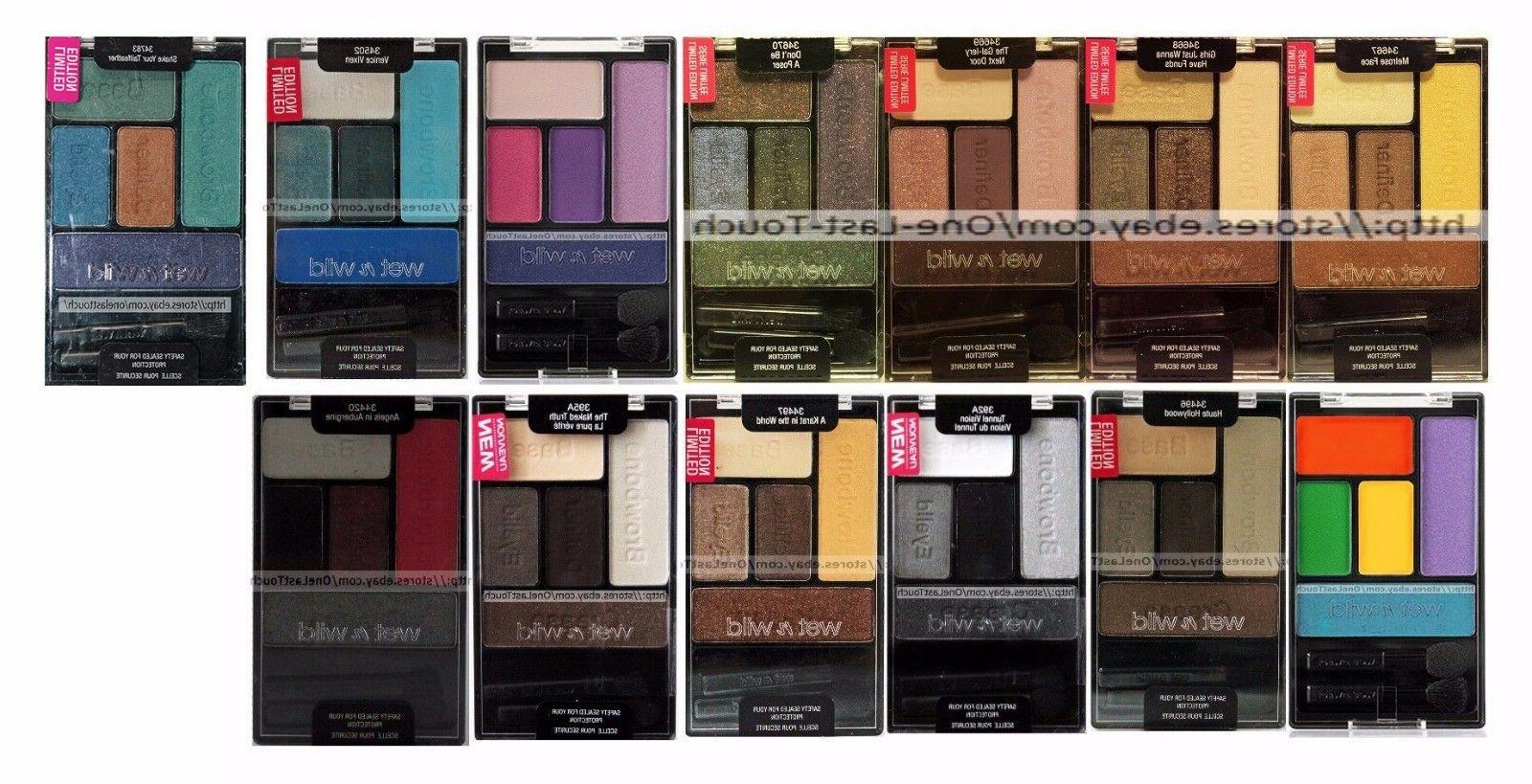 color icon 5 pan assorted eye shadow