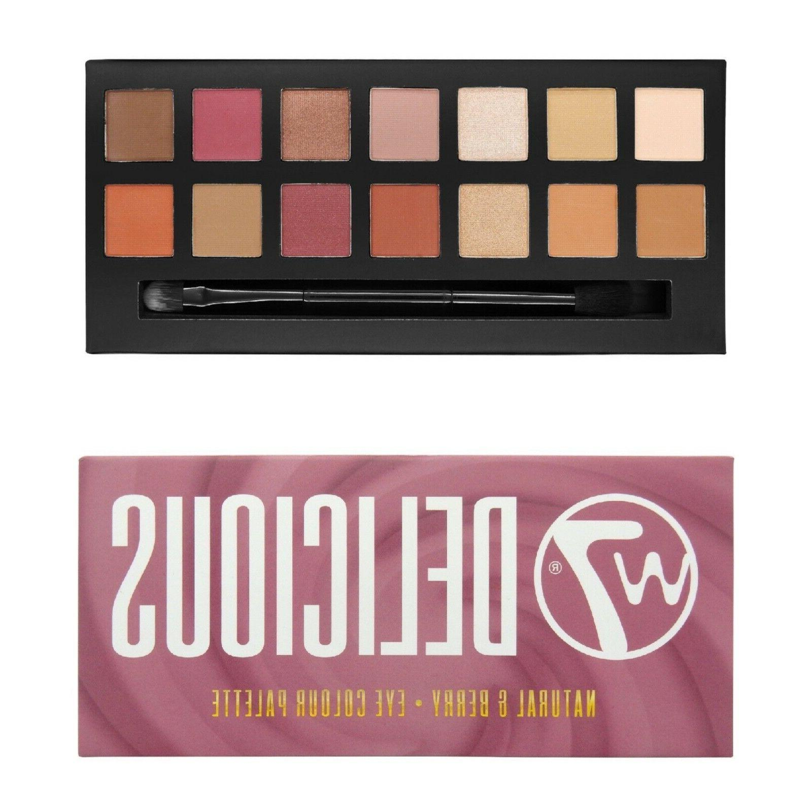 delicious eye colour palette 11 2 g