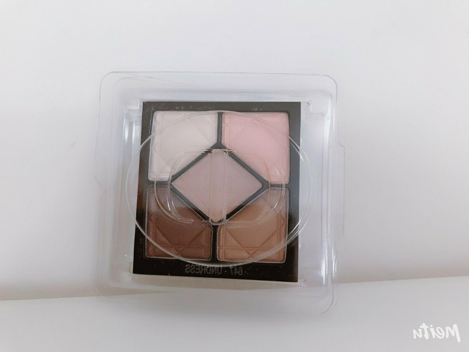 dior 5 couleurs palette new in tester