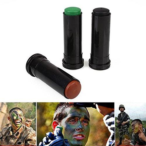 3pcs Color Painting Military Enthusiast Field Oil - Anele Stay Hold