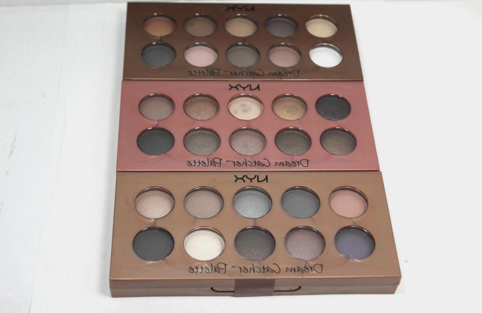 dream catcher palette 10 eyeshadows 10x0 05oz