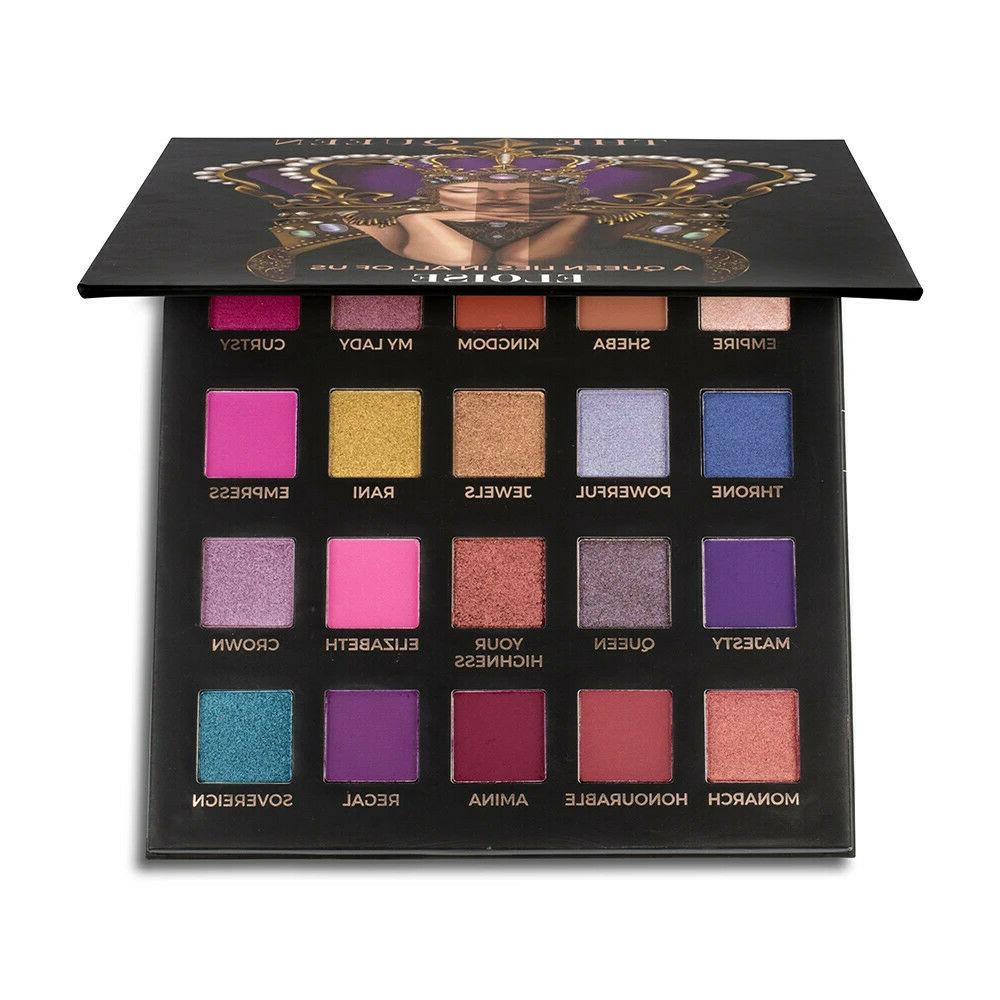 Eloise Beauty - Queen Eyeshadow Palette - NEW 20 Lovely Colors