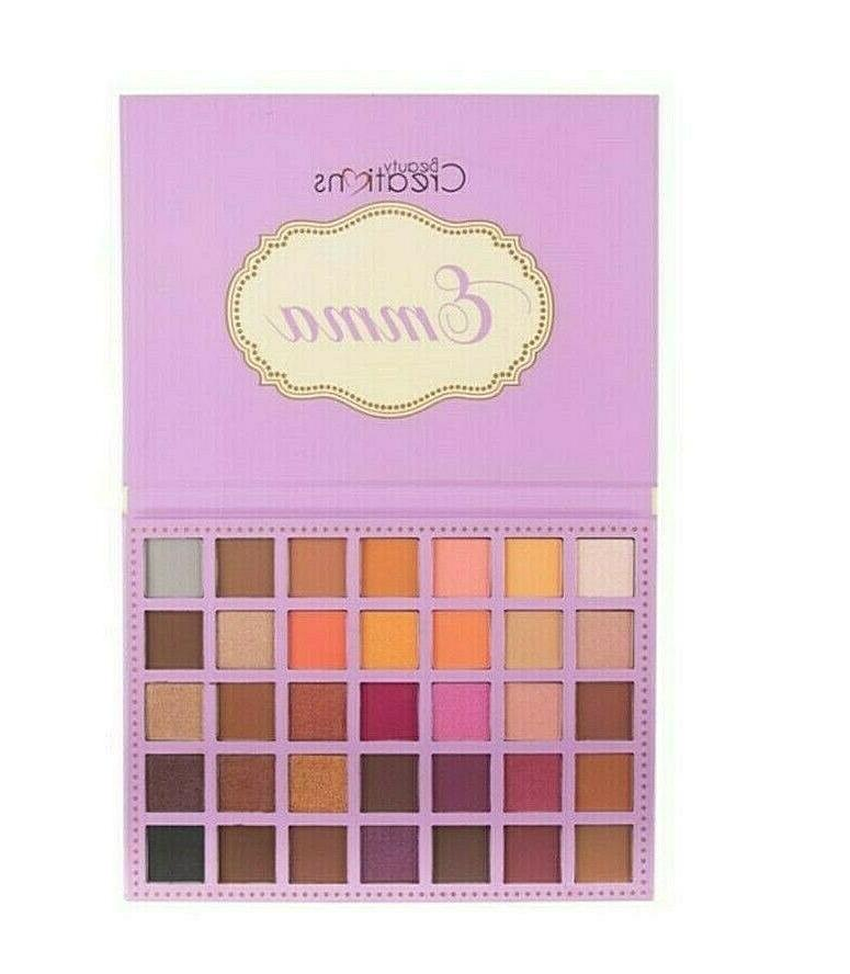 Beauty 35 Color Pro Palette- Highly New!