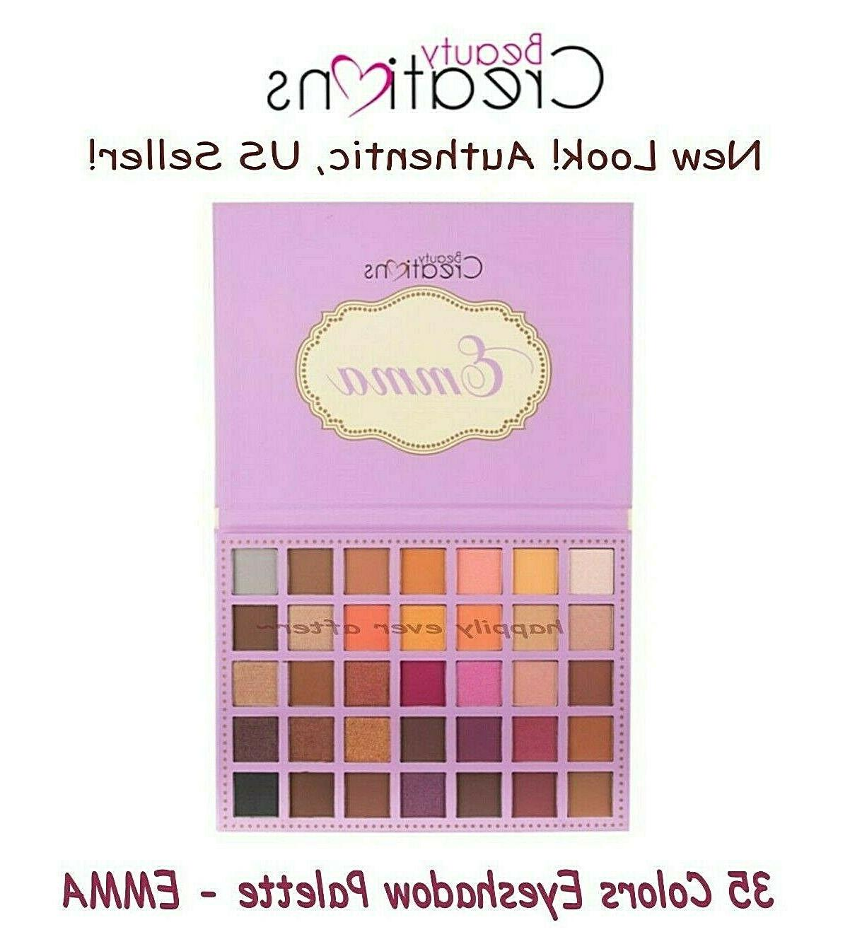 emma eyeshadow 35 color pro palette highly