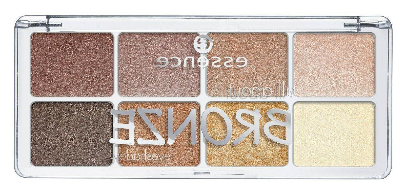 essence all about eyeshadow palette free shipping