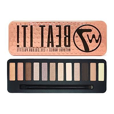 eye shadow colour palette 15 6g beat