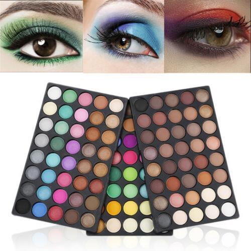 Eyeshadow Colors Cosmetic Powder Makeup For