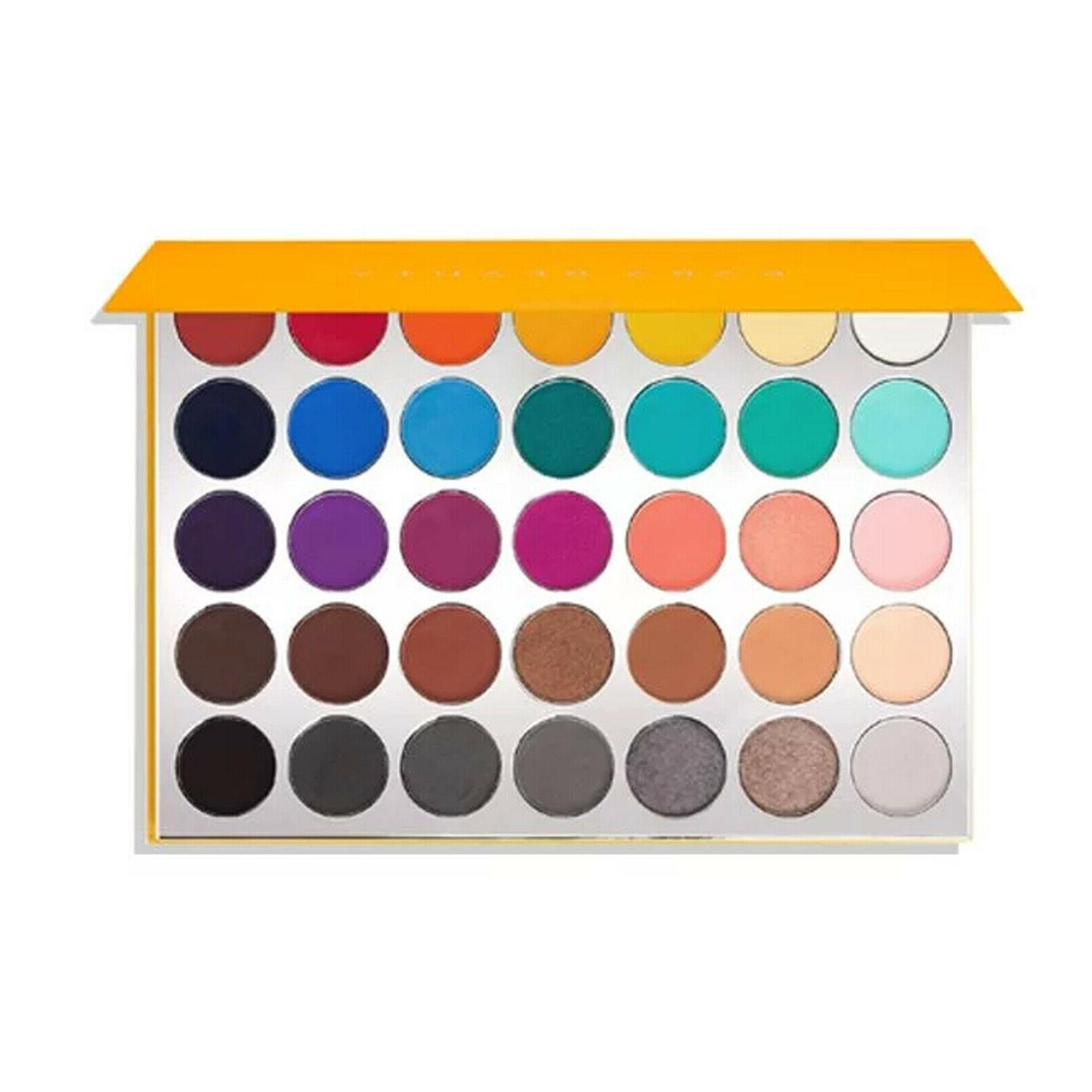eyeshadow palette dusk to dawn 35 colors